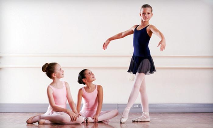 Joyce Willett School of Dance - Leffler Commercial: Four Children's Dance or Theater-Arts Preschool Classes at Joyce Willett School of Dance (Up to 74% Off)