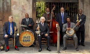 Preservation Hall Jazz Band: Preservation Hall Jazz Band at Levoy Theatre on Saturday, August 15, at 7 p.m. (Up to 51% Off)
