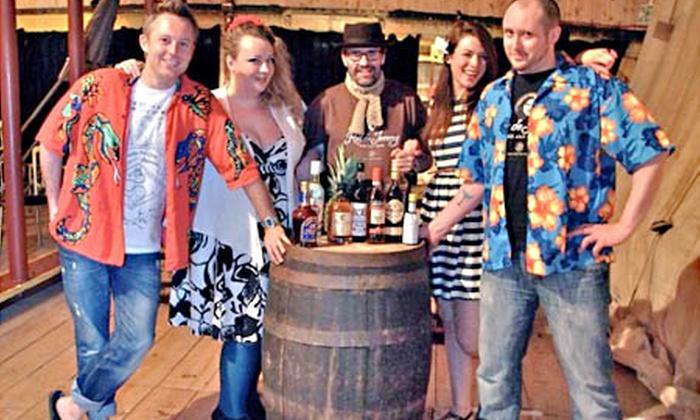 The Rum Experience - Multiple Locations: Rum Rebels: Tasting Session With Cocktail-Making from £24 (Up to 64% Off)