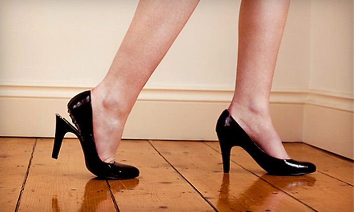Cobblestone Shoe Hospital - Multiple Locations: Women's or Men's Shoe-Heel Repair, or $10 for $20 Worth of Shoe, Luggage, or Handbag Repair or Conditioning from Cobblestone Shoe Hospital