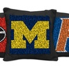 NCAA Latch Hook Pillow Kit