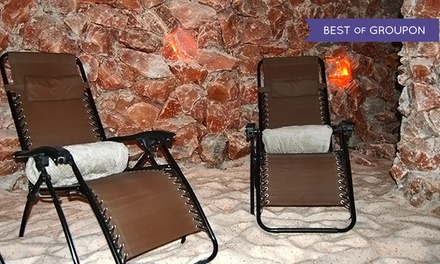 One, Two, or Four 45-Minute Salt-Cave Sessions at Bethesda Salt Cave (Up to 47% Off)