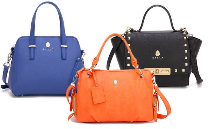 Balla: Handbags from Balla (Up to 51% Off). Two Options Available.