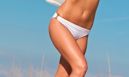 One, Three, or Five Brazilian Waxes from Liz at Beauty and Bliss (Up to 54% Off)
