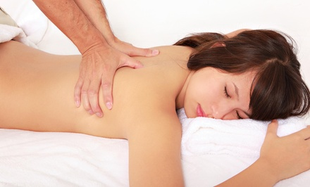 A 60-Minute Deep-Tissue Massage at Willow Therapeutic Massage (55% Off)