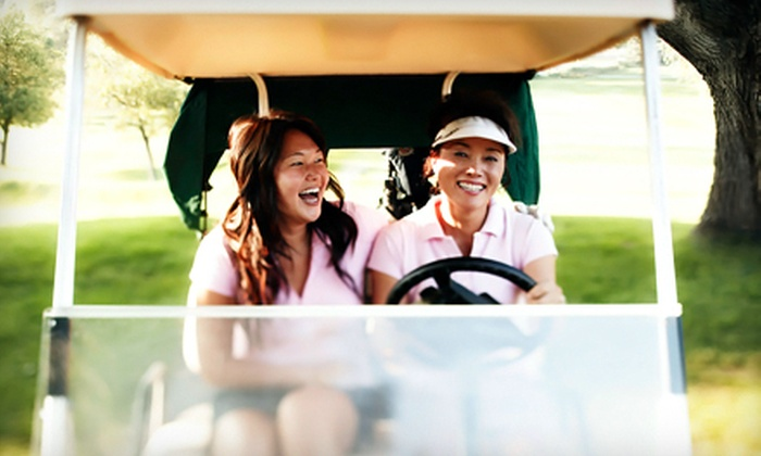 Forest Oaks Golf Club - Forest Oaks Golf Club-Golf: $35 for an 18-Hole Golf Outing for Two with Cart Rental at Forest Oaks Golf Club in Lake Worth (Up to $73.32 Value)