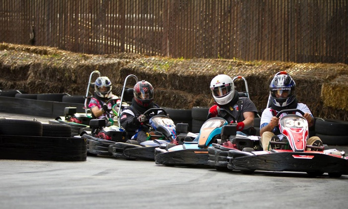 LeMans Karting - Greenville: Time Attack Race for One or Two with Optional Annual License at LeMans Karting (Up to 42% Off)