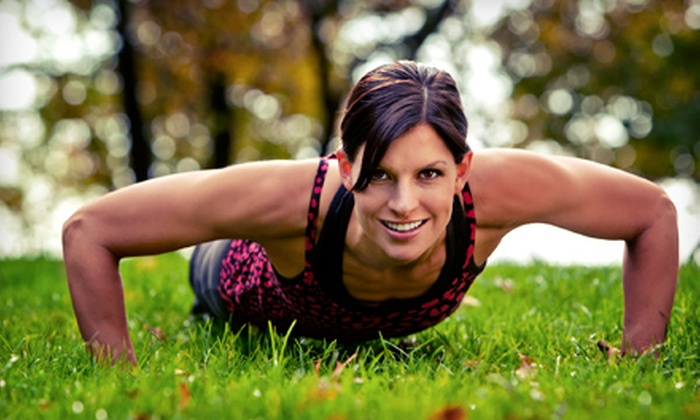 Traverse Trainer - Greensboro: One or Two Months of Outdoor Group Fitness Classes from Traverse Trainer (Up to 77% Off)