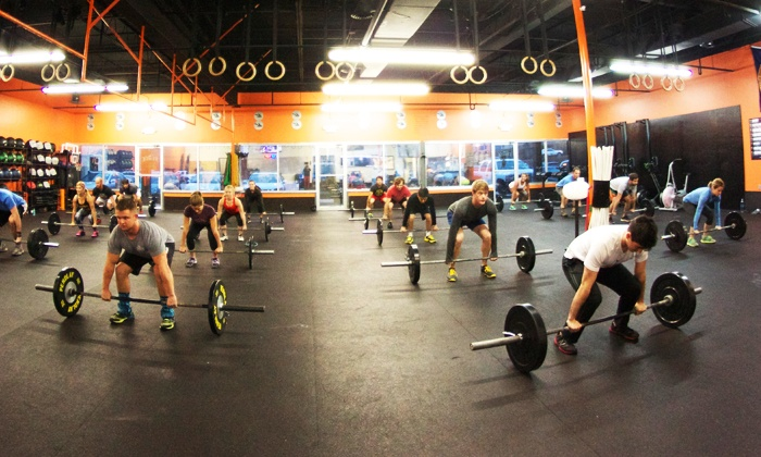 Forge Fitness - Vestavia Hills: One Month of Unlimited Intro CrossFit Classes or Eight Saturday Classes at Forge Fitness (Up to 92% Off)