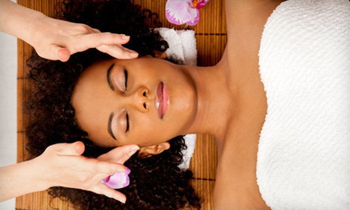 The Healing Place Massage Therapy & Wellness Center - Deer Park: One or Two 60-Minute Therapeutic Facials at The Healing Place Massage Therapy & Wellness Center (Up to 51% Off)