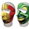 SkulSkinz 2-Sided Neoprene Outdoors Face Masks