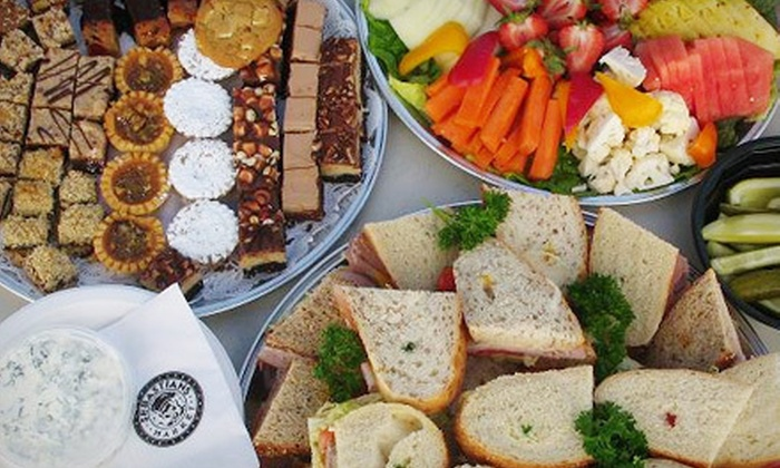 Sebastian's Market - Multiple Locations: Deli-Sandwich Catering Platters for 10 or 20 from Sebastian's Market (Up to 60% Off)