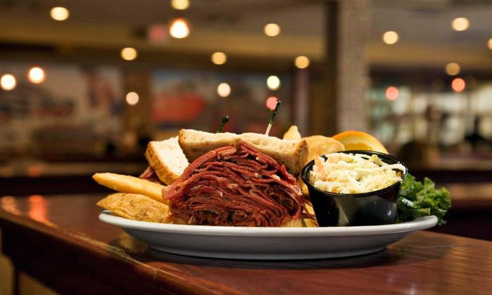 Chompie's  - Multiple Locations: $13 for $20 Worth of New York-Style Deli Food at Chompie's