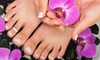 Artist Hair Studio (Parent) - Augustana: One or Two Mani-Pedis or One Shellac Manicure at Artist Hair Studio (Up to 58% Off)