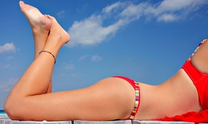 Jennifer's Nails: One, Two, or Three Spray-Tanning Sessions at Jennifer's Nails (Up to 54% Off)