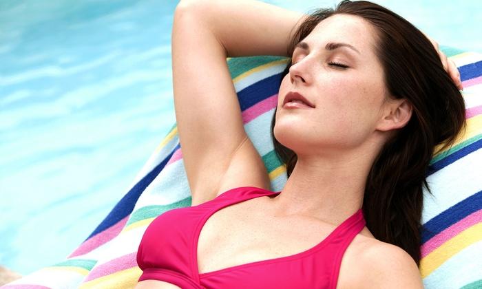 La Bella Dona Skin Care - Bon Air: Six Laser Hair-Removal Treatments on Lip and Chin, Underarms, or Bikini Line at La Bella Dona Skin Care (Up to 88% Off)