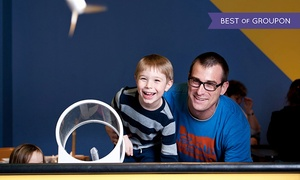 Science Center Of Iowa Admission And An Imax Documentary For Two, Four, Or Six (up To 49% Off)