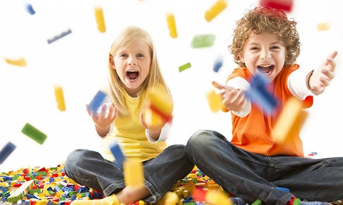 Snapology of San Diego - San Diego: $125 for Basic Children's Themed Birthday Party up to 12 Children at Snapology of San Diego ($225 Value)