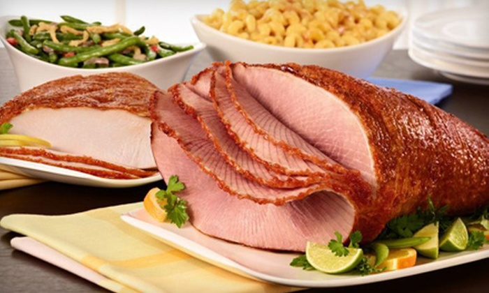 HoneyBaked Ham - Honeybaked Ham Lawrenceville, NJ: $20 for Two Groupons, Each Good for $20 Worth of Gourmet Meats and Cafe Food at HoneyBaked Ham ($40 Total Value)