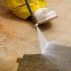 50% Off Sidewalk Power Washing and Gum Removal