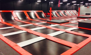 Up to 50% Off Jump Passes or a Party at Gravitopia at Gravitopia, plus 6.0% Cash Back from Ebates.