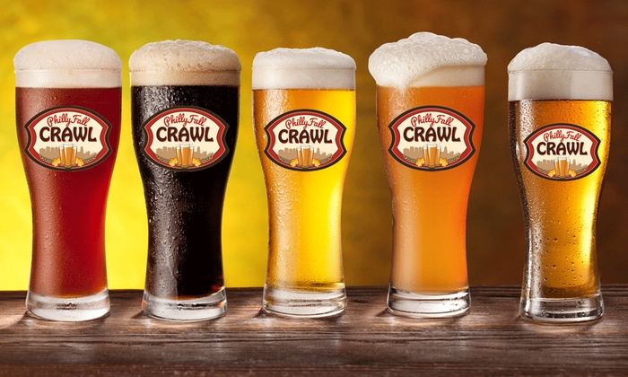 Philly Fall Crawl - Irish Pub: Entry for One or Two to 2015 Philly Fall Crawl (Up to 38% Off)