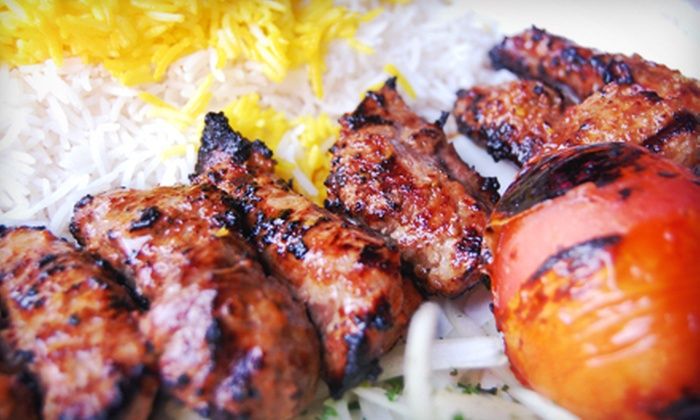 Pars Cuisine - Millcreek: Persian Food at Pars Cuisine (Half Off)