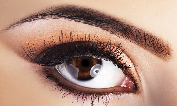 Marvi Threading  - Marvi Threading: Eyebrow Threading or Eyebrow and Lip Wax at Marvi Threading (75% Off)