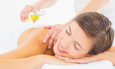 Natural Healing Treatments at Acupressure Massage Center of Morristown (Up to 61% Off). Three Options Available.