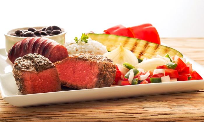 Sabor de Vida Brazilian Grill - Encinitas: Brazilian Cuisine at Sabor de Vida (Up to 47% Off). Three Options Available.