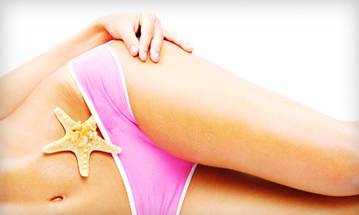 Glo Face & Body - Clovis: Brazilian, Leg, and Eyebrow Waxing at Glo Face & Body (Up to 58% Off). Four Options Available.