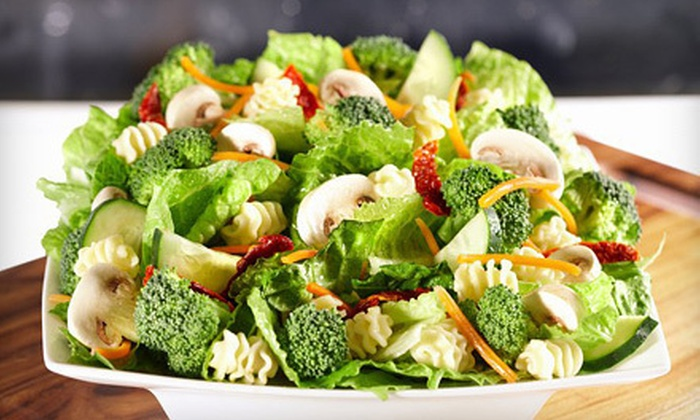 Saladworks - Logan Square: $10 for $20 Worth of Healthy Cuisine at Saladworks