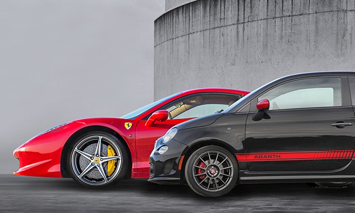 FIAT 500 Rally: Three-, Five-, or Seven-Lap Racing Experience in a FIAT 500 Abarth With a Ferrari Grand Prize at FIAT 500 Rally (Up to 67% Off)