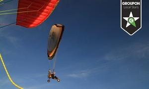 Dynamicsport: Lot motoparalotnią (od 150 zł) lub szkolenie paralotniowe (od 699 zł) i więcej opcji z firmą Dynamic Sport (do-42%)