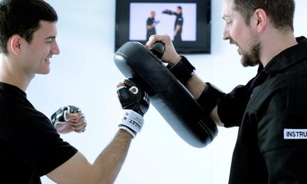2 o 4 clases de autodefensa personales para 1 o 2 desde 9,90 € en S.H.O.O.T.; 14 centros disponibles
