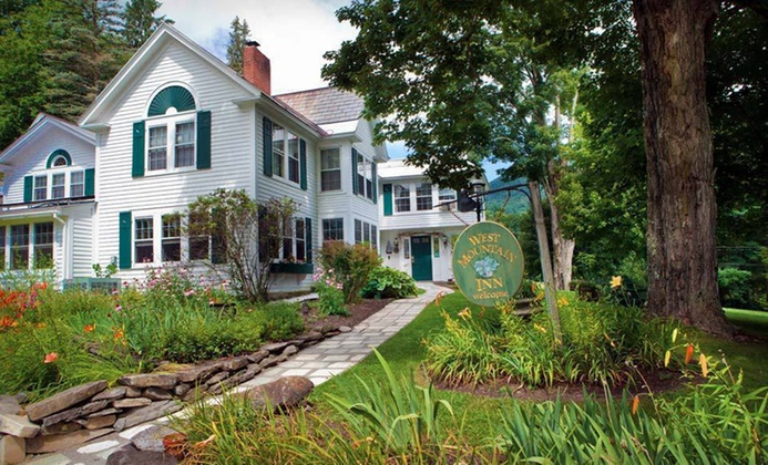 2-Night Stay at Historical Vermont Inn