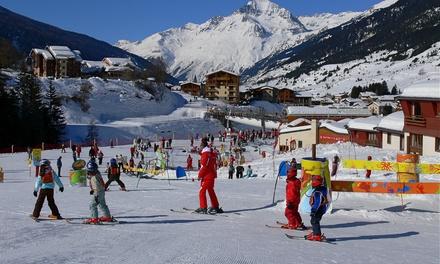1 samedi, 1 weekend ou 1 semaine Eski Mo pour 1 ou 2 personnes au choix dès 24,90 € au Domaine skiable Val Cenis