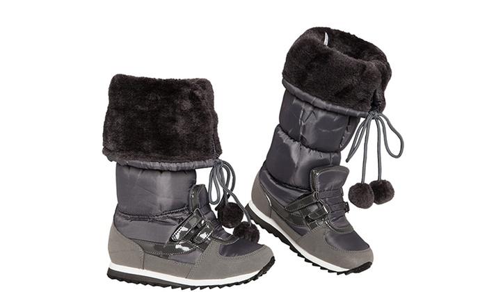 comprare popolare 84306 7d1a2 Stivali donna da neve Nebulus | Groupon Goods