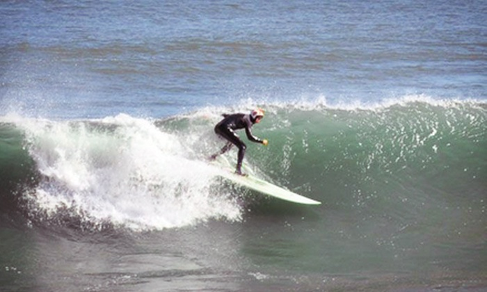 Stinson Beach Surf Camps - Bolinas: One- or Three-Day Summer Surf Camp for Kids at Stinson Beach Surf Camps (Up to 61% Off)