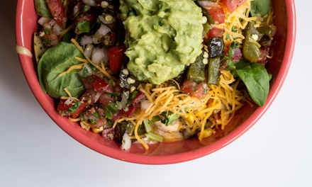 $9 for $16 Worth of Burritos and Tex-Mex Food at Habanero's Grill. One or Two Groupons.