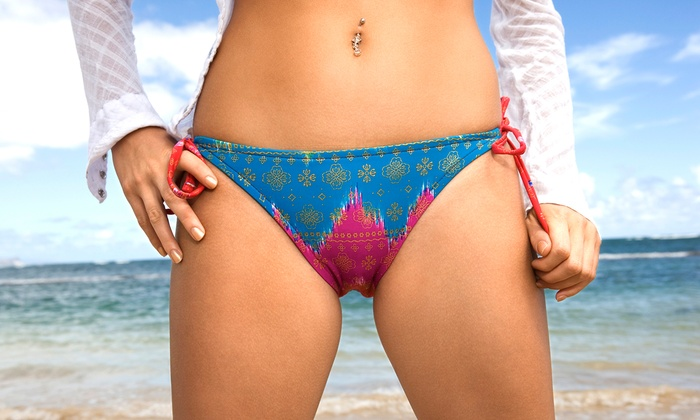 Instafirm Body Wraps - Troy: One or Three Groupons, Each Good for One Brazilian Wax at Instafirm Body Wraps (Up to 53% Off)