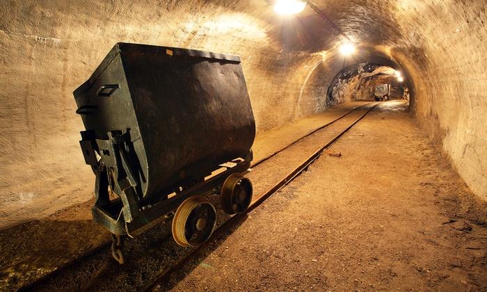 2, 4, 6 o 8 ingressi al Parco Museo Minerario con visita a piedi o in trenino (sconto fino a 80%)