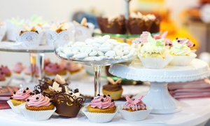 Something Funky Catering: High Tea Catering from R399 for Five with Something Funky Catering (Up to 40% Off)