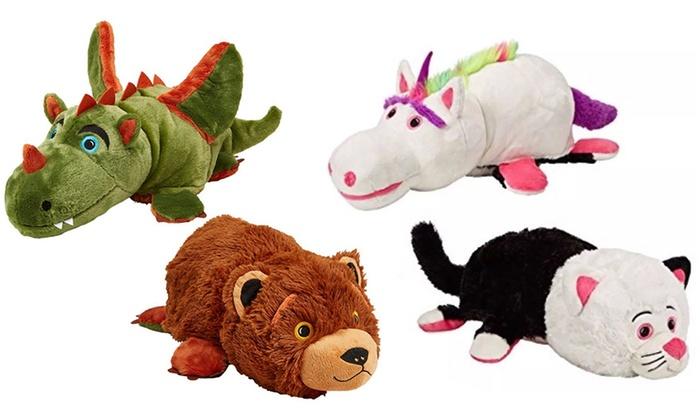 Flip Pets Jumbo Cuddle Plush for £9.98