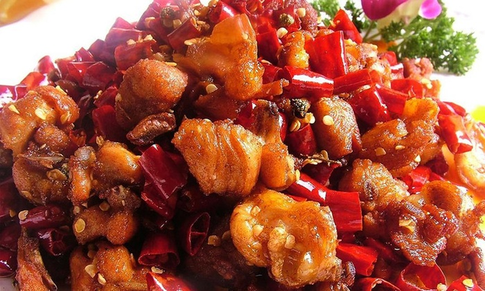 Sichuan Cuisine - San Antonio: Chinese Food for Two or Four at Sichuan Cuisine (Up to 38% Off)