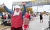 Sights & Sounds 5k Jingle Bell Run 2014 - Downtown San Marcos: Entry for One or Two to Sights & Sounds 5K Jingle Bell Run 2014 on Saturday, December 6 (Up to 40% Off)