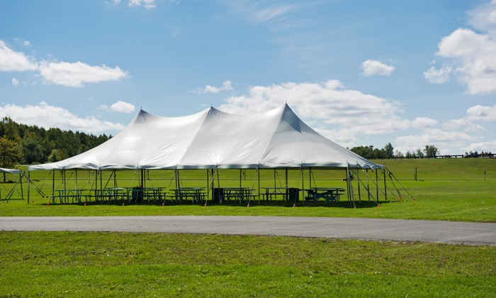 One Stop Party Store - Houston: $384 for $699 Worth of Tent Rental — One Sop Party Store