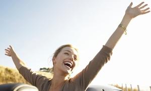 Szczęśliwa bez powodu: 1 bilet na szkolenie Szczęśliwa bez powodu za 49,99 zł w 1 z 5 miast (zamiast 150 zł)