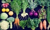 JBG Organic Inc. - Multiple Locations: $39 for One-Year Membership and One Box of Assorted Organic Produce from Johnson's Backyard Garden ($84 Value)