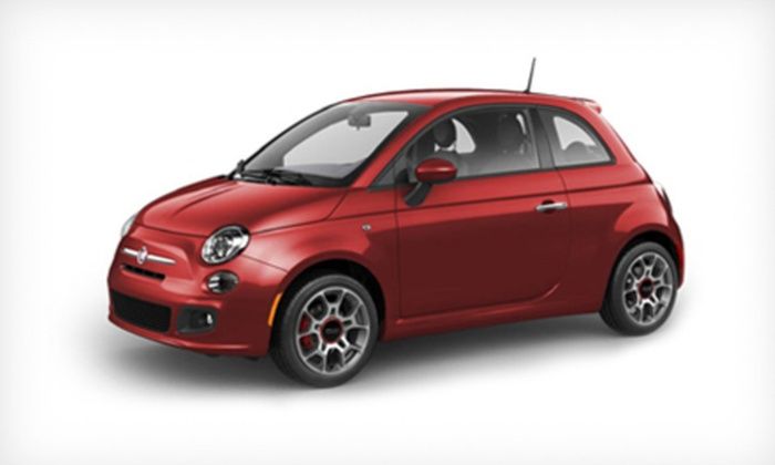 FIAT of Chicago - West Loop: FIAT 500 Sport at FIAT of Chicago ($3,701 Off)